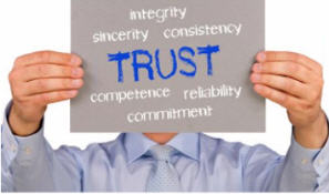 Trust Integrity Sincerity